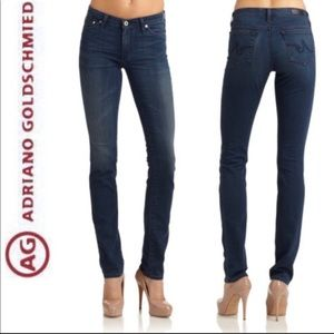 AG The Premiere Skinny Straight Jeans Size 27